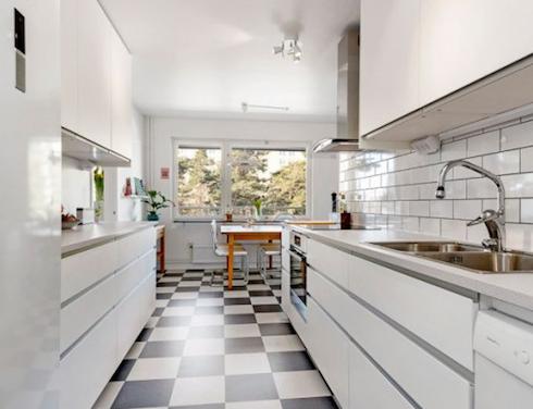 Stockholms handyman montering av IKEA kök