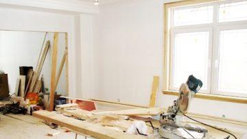 Stockholms Handyman renoverar